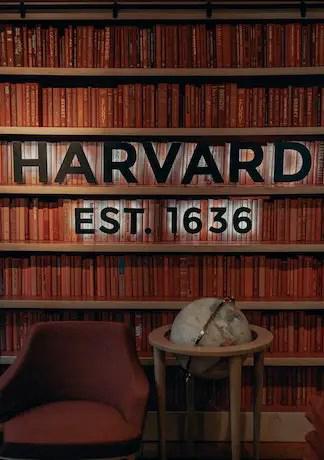 Unknown billionaire didn't have a Harvard degree.